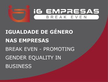 Break Even – IG Empresas