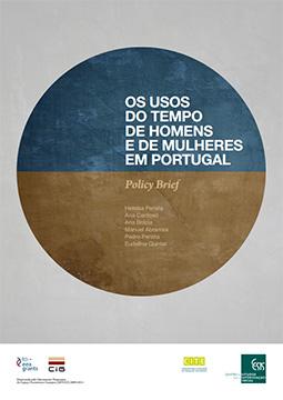 Policy Brief: Os Usos do Tempo de Homens e de Mulheres em Portugal