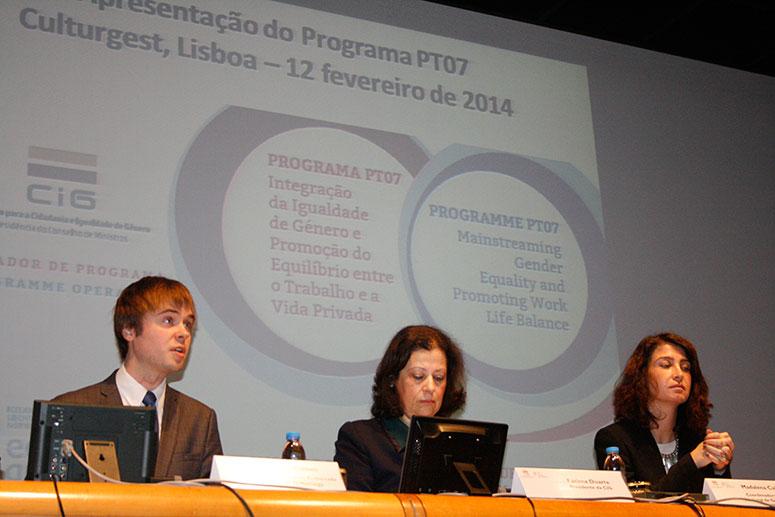 Apresentação do Programa PT07