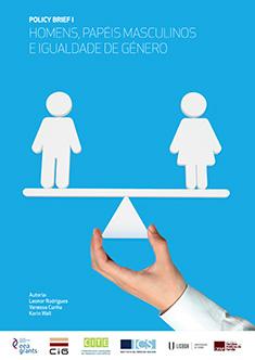 Policy Brief I - Homens, papéis masculinos e igualdade de género