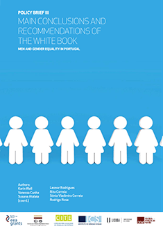 Policy Brief III - Main conclusions and recommendations of the white book
