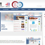 New PT07 Website