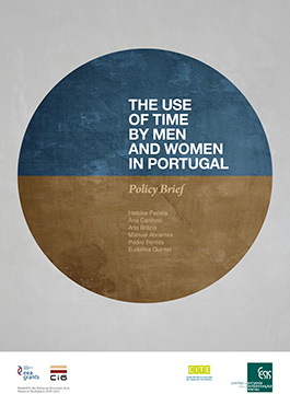 Policy Brief: The Use of Time by Men and Women in Portugal