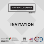 INVITATION – Final Seminar of the PT07 Programme: Mainstreaming Gender Equality and Promoting Work-Life Balance