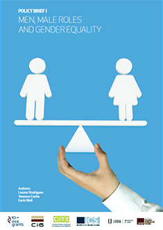 Policy Brief I - Men, Male Roles and Gender Equality